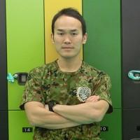 アーミーフィットネスジム 伊藤隊長